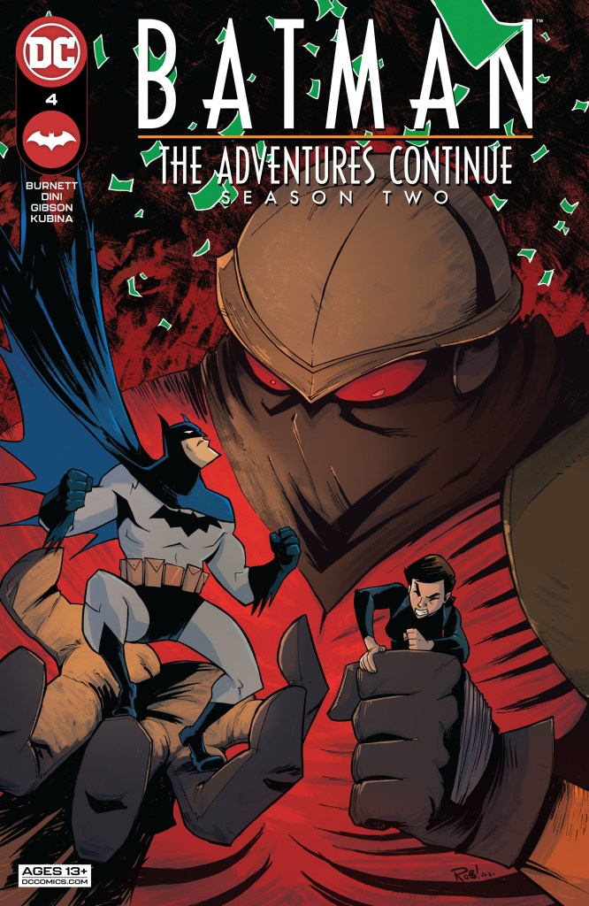Batman: The Adventures Continue Season Two #4