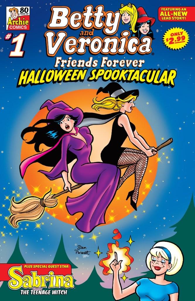 BETTY & VERONICA FRIENDS FOREVER: HALLOWEEN SPOOKTACULAR #1 (ONE-SHOT)