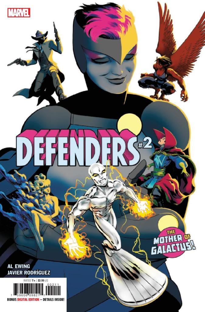 Defenders #2 (of 5)
