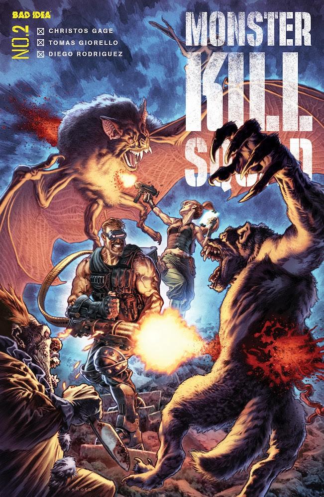 Monster Kill Squad #2