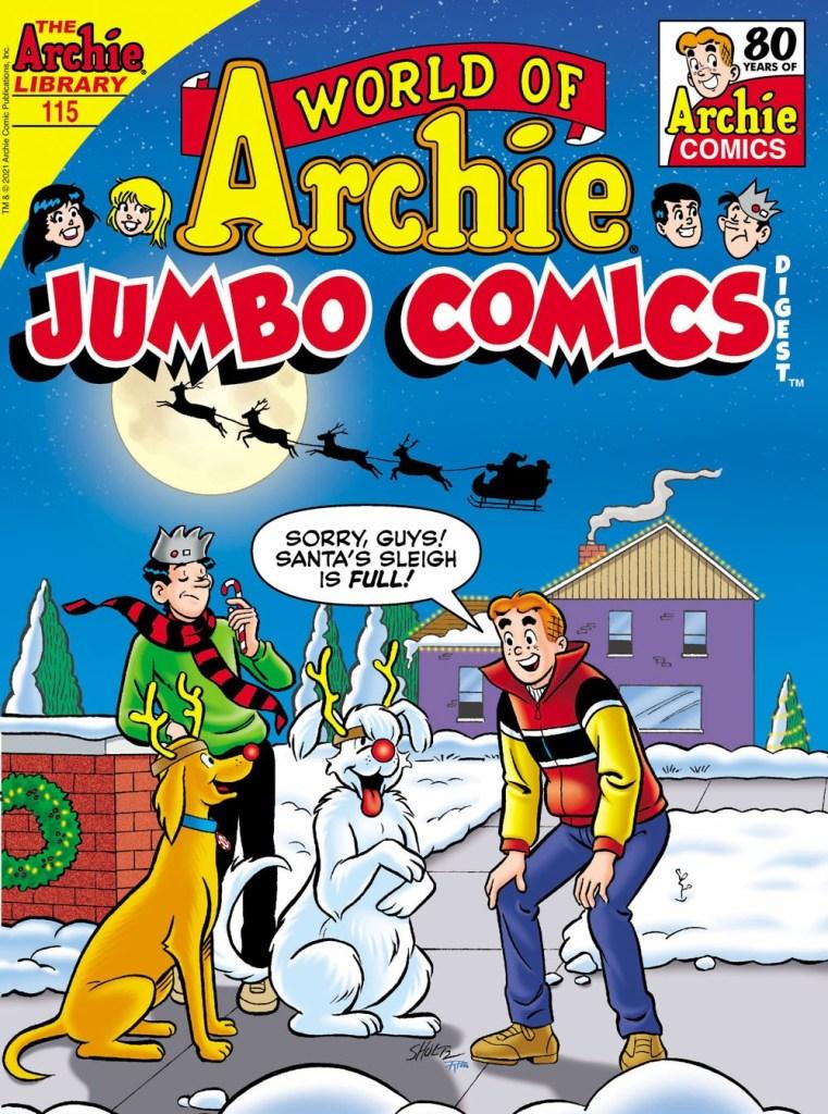 WORLD OF ARCHIE JUMBO COMICS DIGEST #115