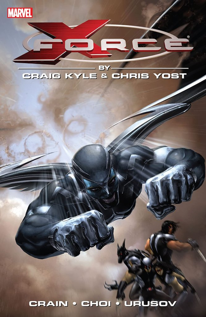 X-Force by Kyle and Yost Complete Collection Vol. 1