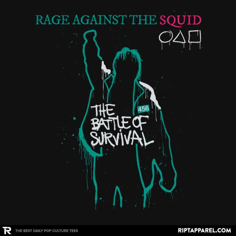 Rage Against the Squid