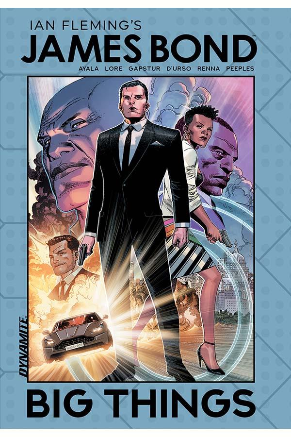 James Bond: Big Things HC