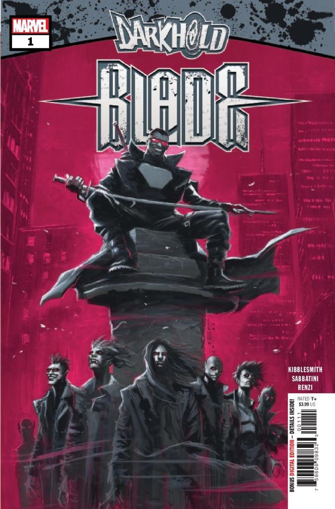 Darkhold: Blade #1