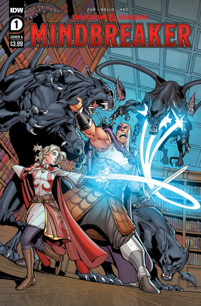 Dungeons & Dragons: Mindbreaker #1 (of 5)