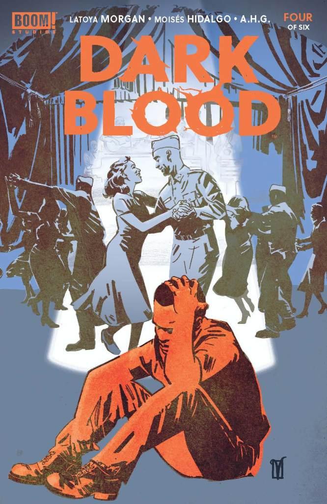 Dark Blood #4 (of 6)