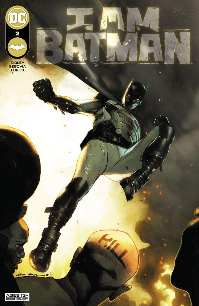 I Am Batman #2