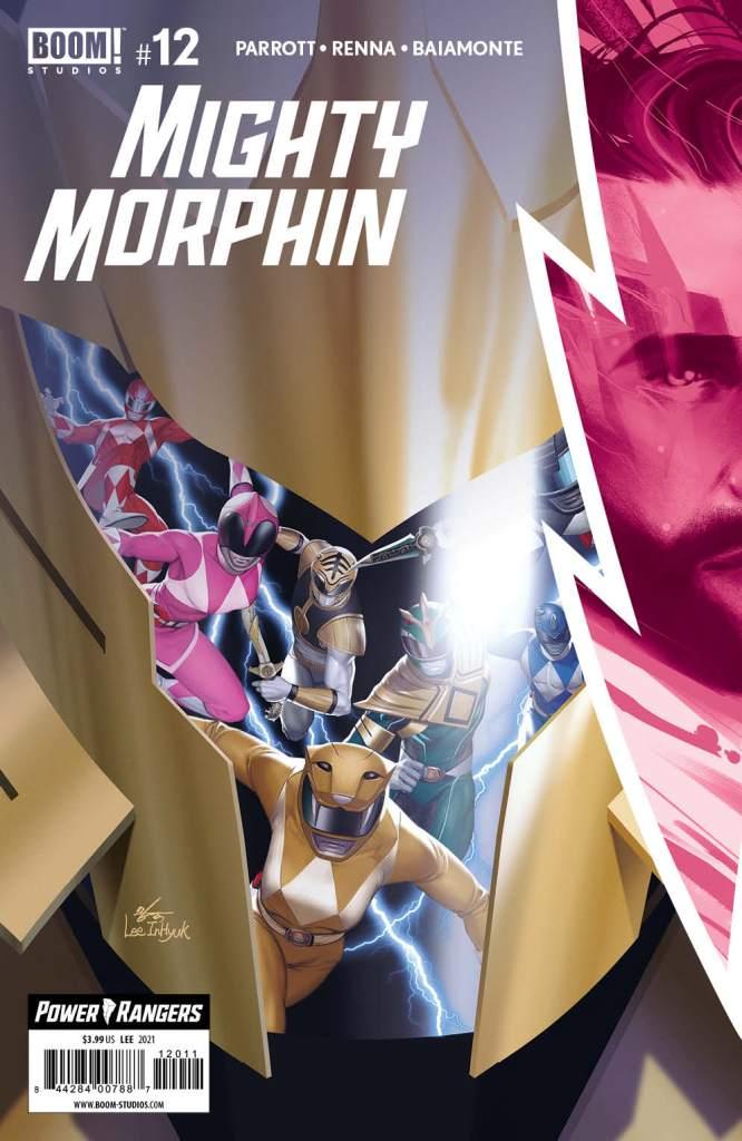 Mighty Moprhin #12