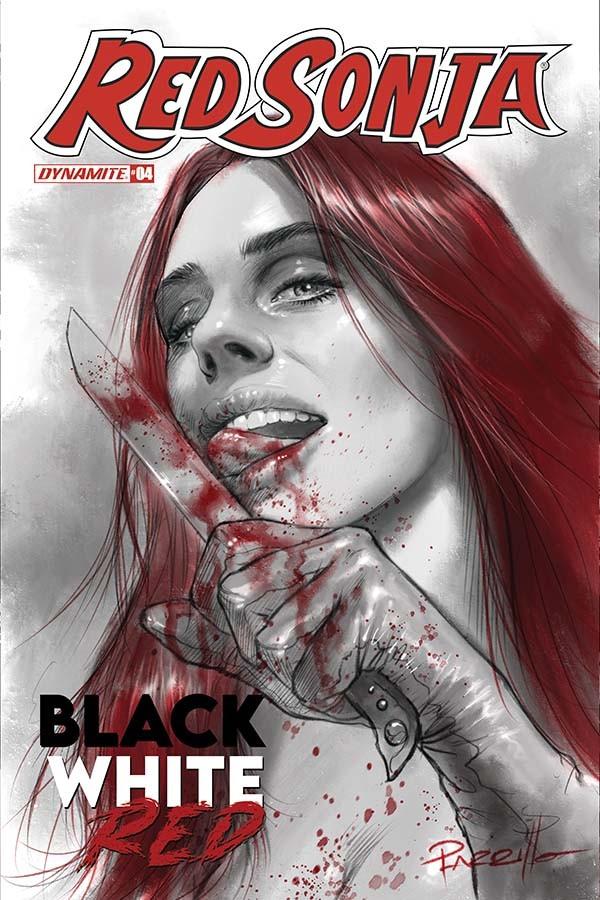 Red Sonja: Black, White, Red #4