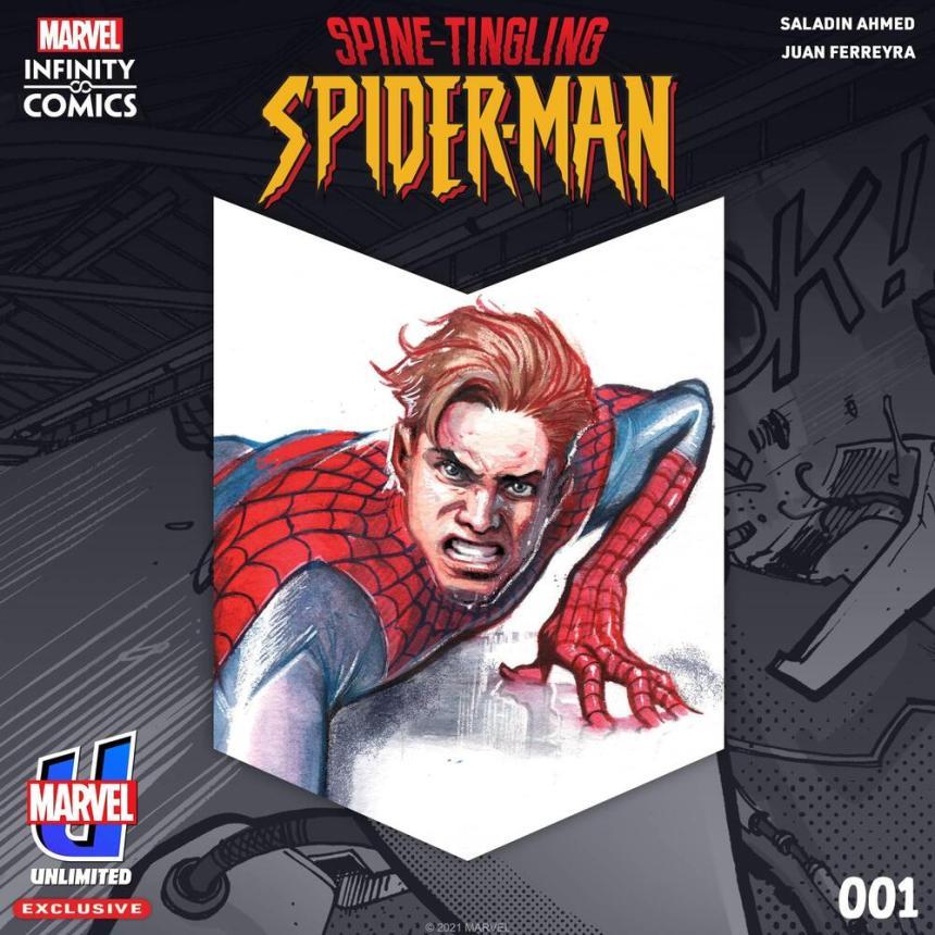 Spine-Tingling Spider-Man