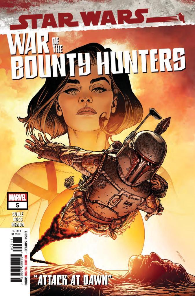 Star Wars: War of the Bounty Hunters #5 (of 5)