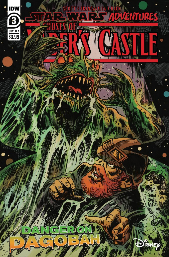 Star Wars Adventures: Ghost of Vader's Castle #3 (of 5)