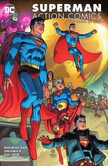 Superman: Action Comics Vol. 5 The House of Kent