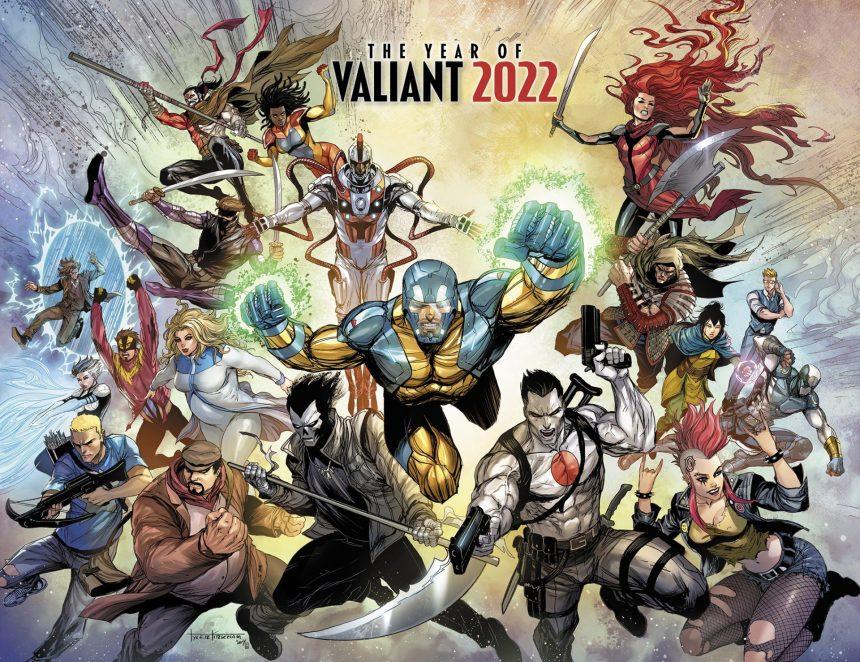 The Year of Valiant Teaser