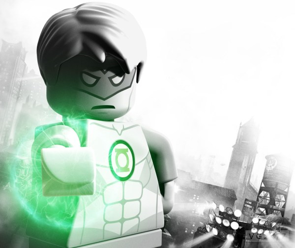 Lego Batman 2 Black And White Teaser Pics - Graphic Policy