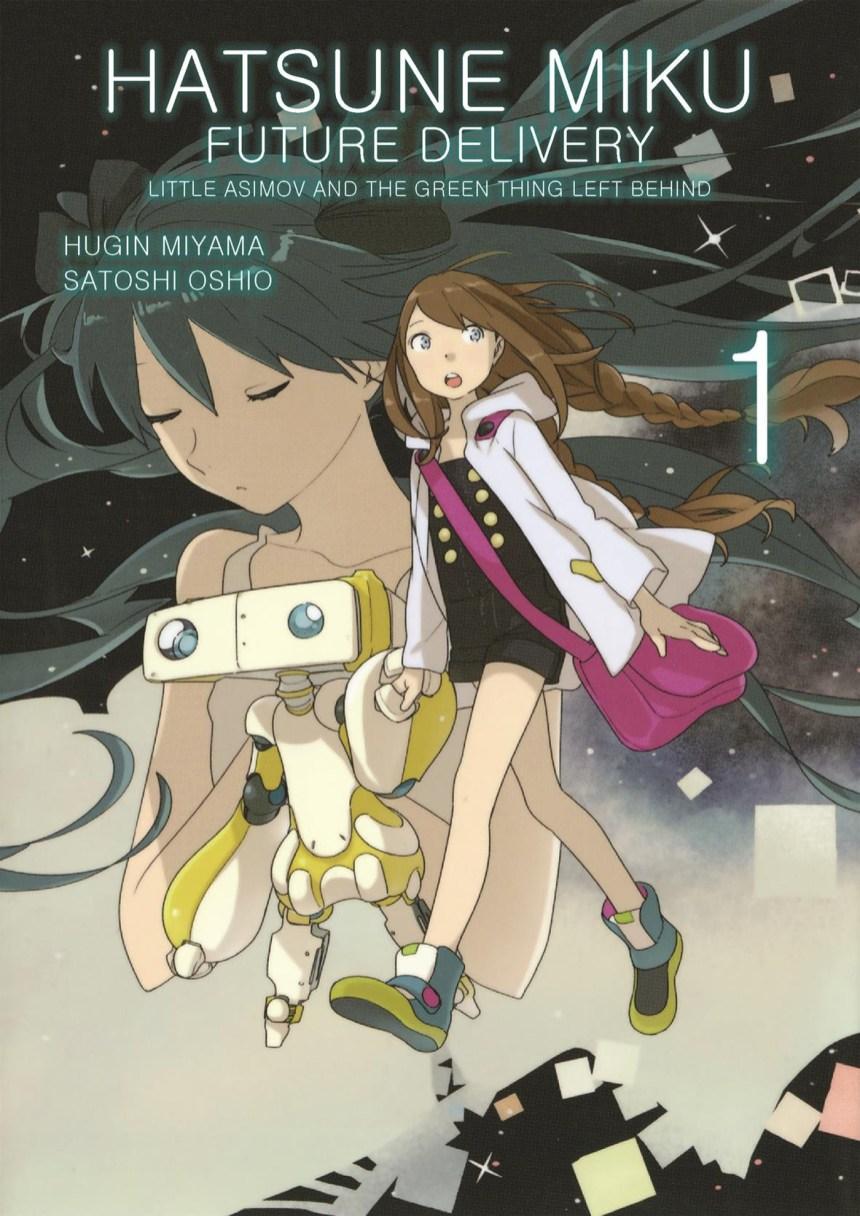 Hatsune Miku Future Delivery