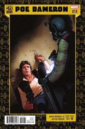 STAR WARS POE DAMERON #14-