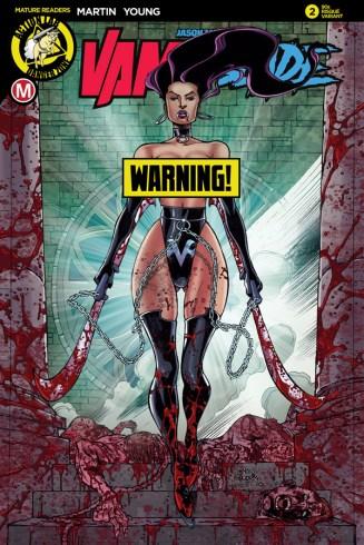 Vampblade Season 2 #2 Cover F