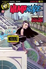 Vampblade Season 2 #3 Cover B