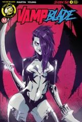 Vampblade Season 2 #3 Cover C