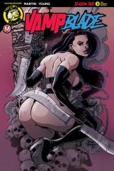 Vampblade Season 2 #3 Cover E