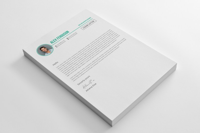 Resume CV With MS Word
