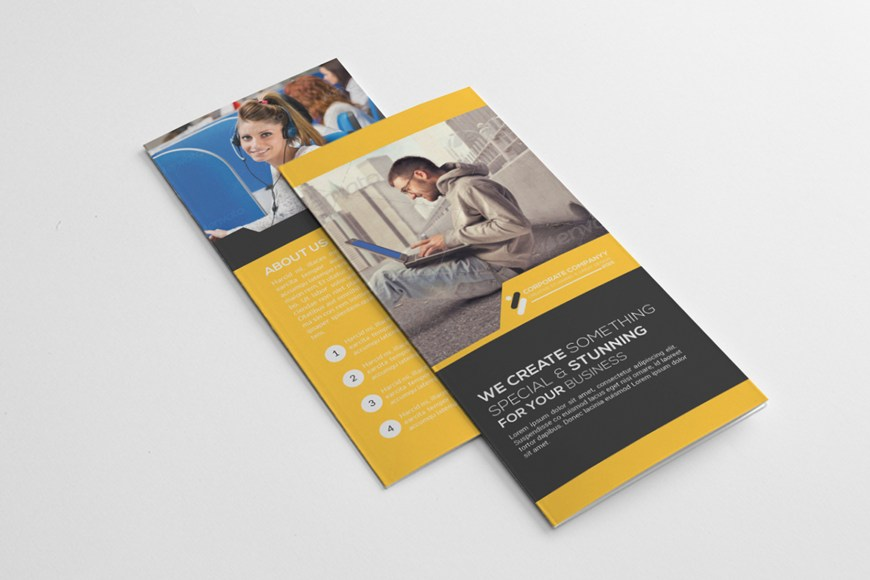 Freebie Trifold Brochure
