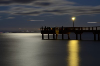 Oyster Point Fishing Pier, South San Francisco, CA