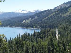 Mystical Lake Tahoe