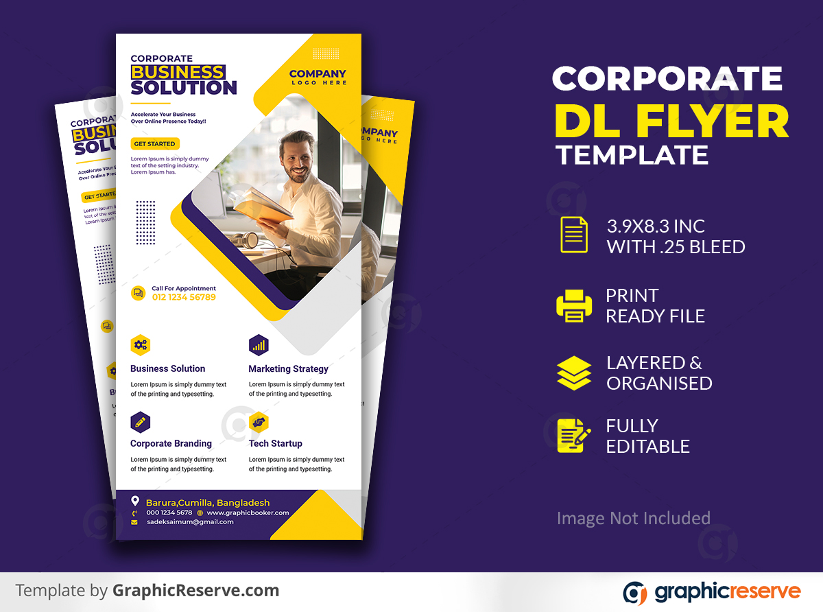 Corporate Dl Flyer 10