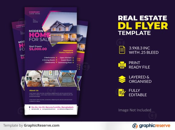 Real Estate Dl Flyer