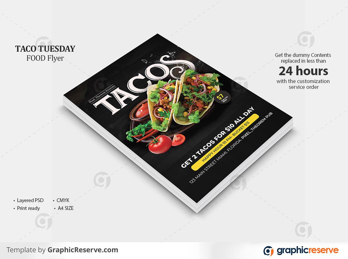 Taco Tuesday Flyer 01