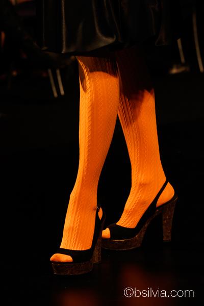 Woman pantyhoses