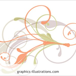 A brand new Swirls Floral Photoshop 7.0 Brushes Set (and more!)