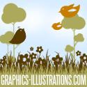 Graphics Illustrations ad