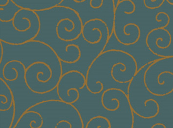 swirled wallpaper, using Photoshop brushes
