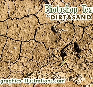 Thursday: Free Texture Day Again; Dirt and Sand