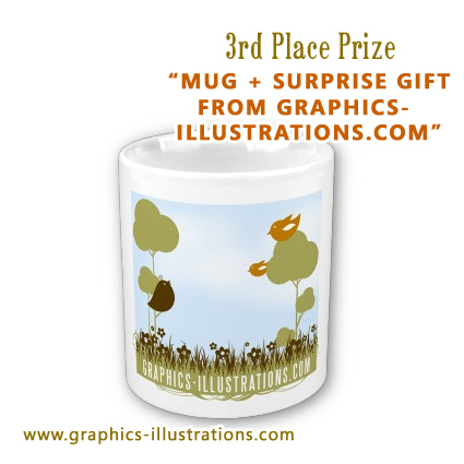 Graphics-Illustrations.Com Mug