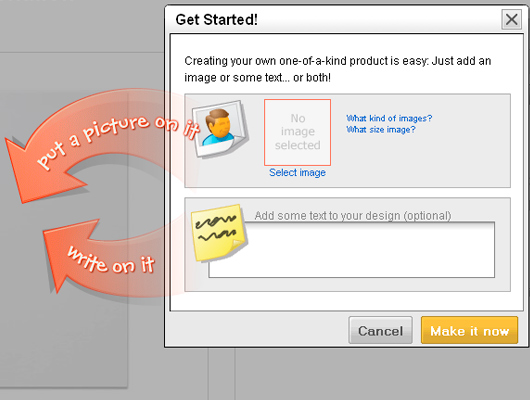 Creating Christmas Party Invitation /w Christmas Photoshop brushes (2)