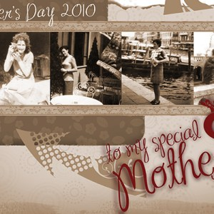 Mother's Day Photoshop Brushes – Digital Stamps