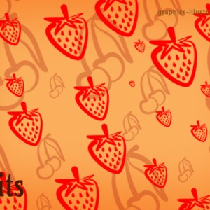 Fresh Fruits, Fresh Photoshop Brushes (Digital Stamps) set