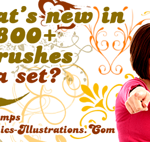 2011 Calendar Brushes Free with 800+ Photoshop Brushes MEGA SET?