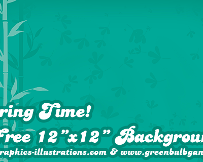 Spring Time 2011. Free Photoshop Backgrounds