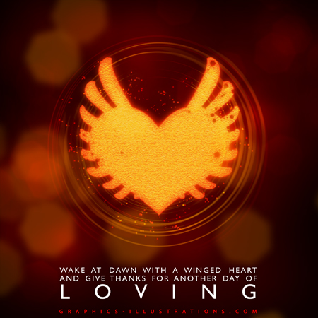 Download Heart Design Layered PSD File