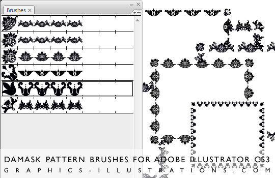 PATTERNS ILLUSTRATOR DOWNLOAD