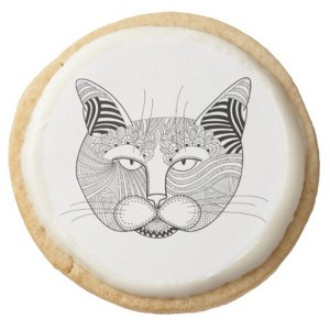 How I Solved A Problem Of Zentangle Cat Cookies Deficit