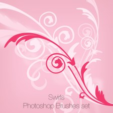 Swirls Photoshop Brushes