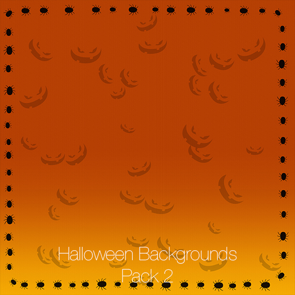 Halloween Backgrounds Pack 2