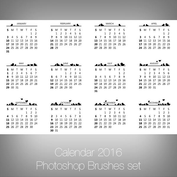 Mega Pack Photoshop Brushes